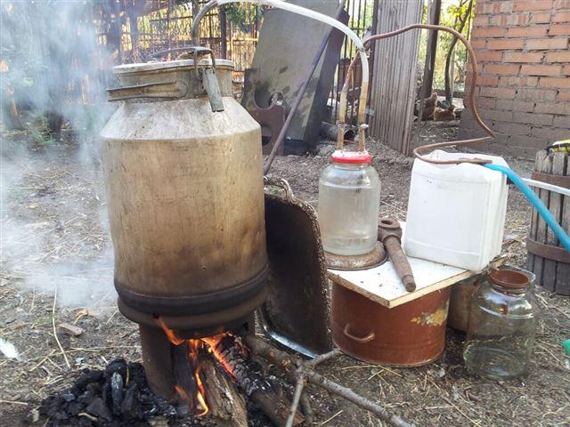 Сделать самогонный аппарат из молочной фляги и трехлитровых банках пивоварня домашняя профессиональная