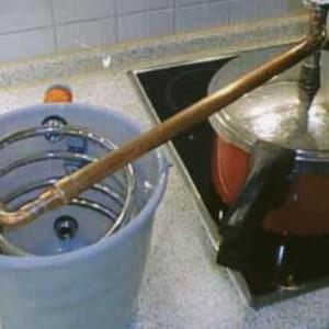 Самодельный самогонный аппарат змеевик самогонный аппарат непроточный в новосибирске