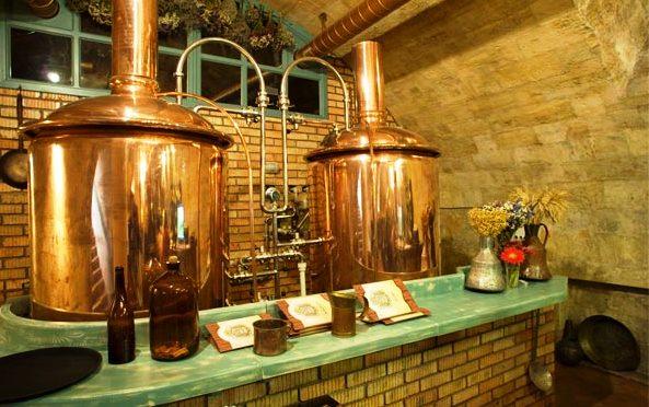 Мини пивоварня расположение помещений самогонный аппарат производство в балашихе